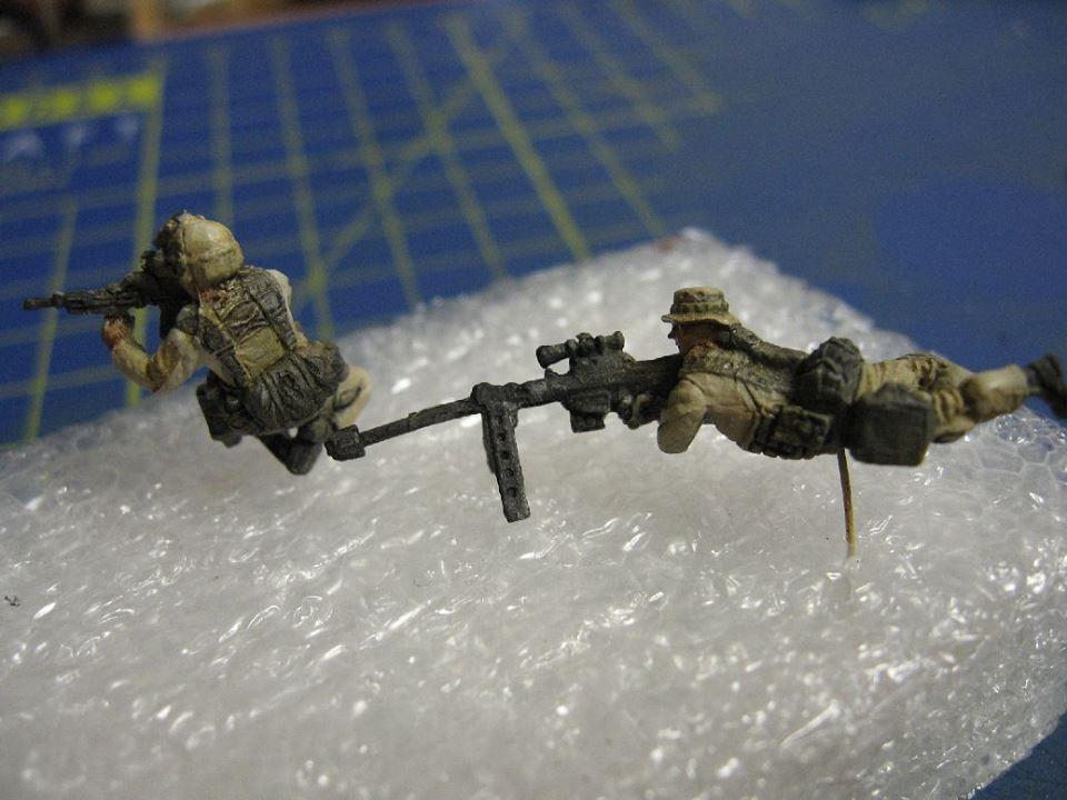 030 - Modern US Army 1/72