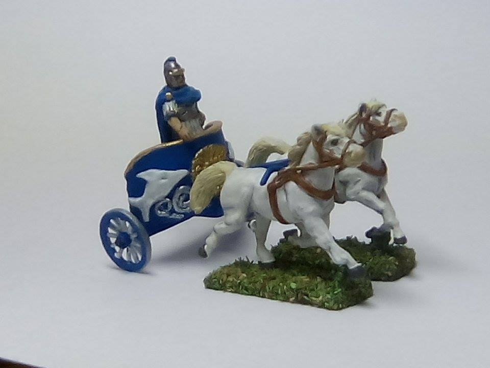 AR16 Roman chariot 1/72