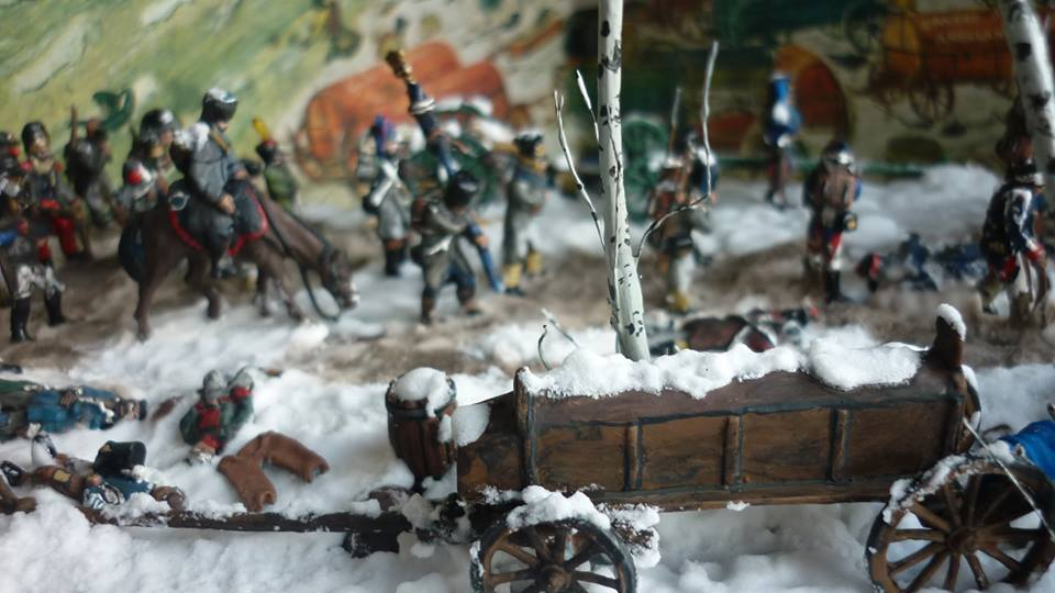 Away from Moscow 1/72
