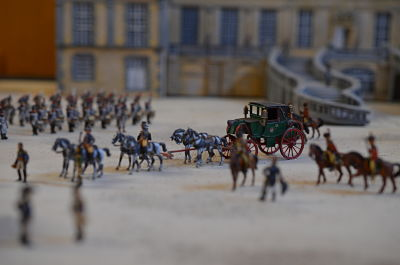 April 20, 1814 Farewell in Fontainebleau 1:72