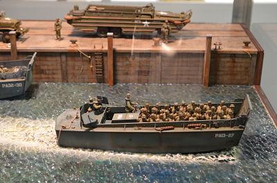 ITALERI 6524 Barge de débarquement LCVP et infanterie US 1/35ème