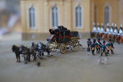 Napoléon à Strasbourg Campagne de 1805