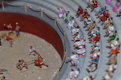 Roman Arena 1/72