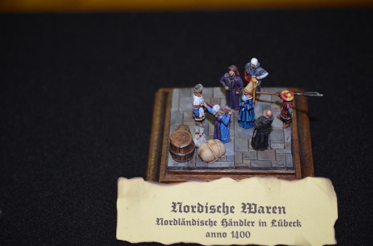 Lübeck 1400 Marchands