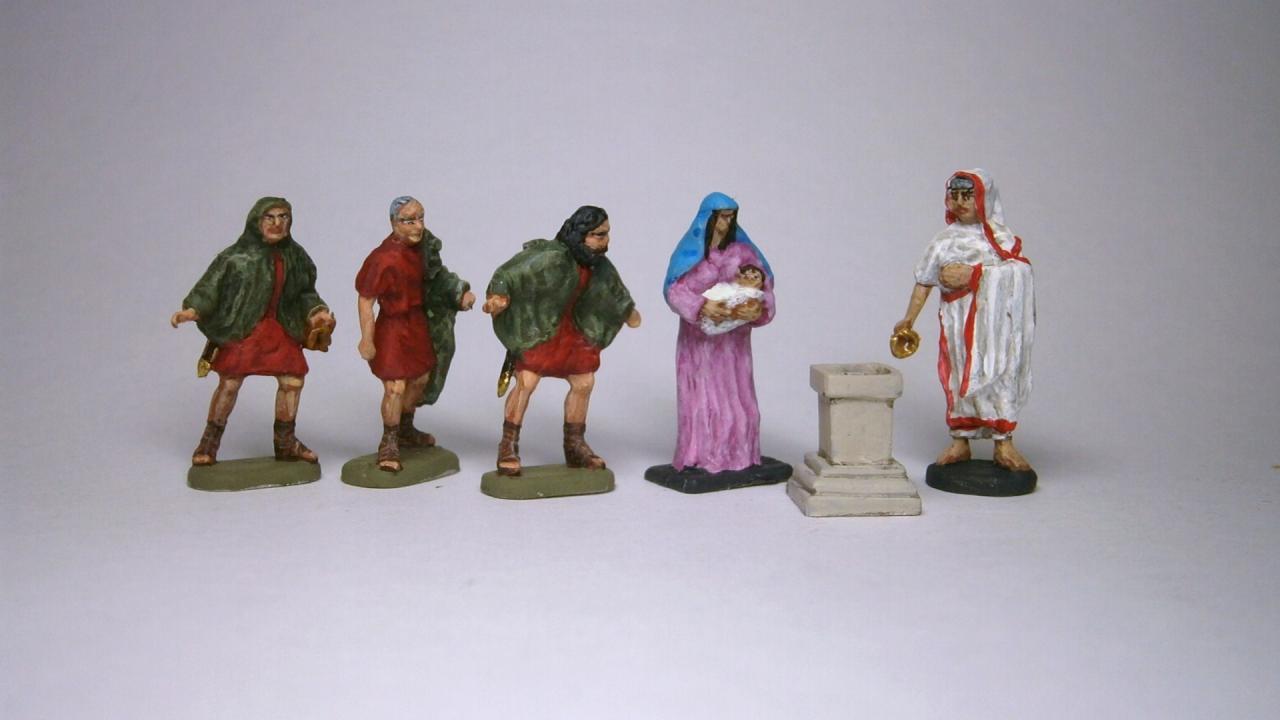 AR44 Roman religious worship 1/72