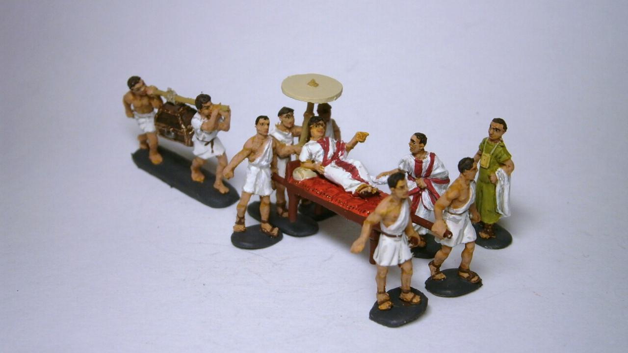 132 Roman Transport 4 1/72