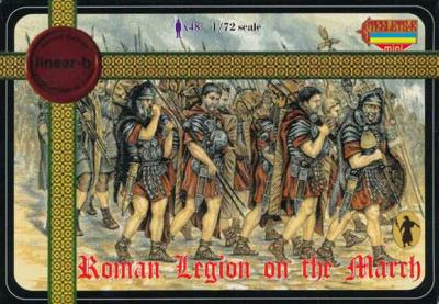 007 - Roman Legion on the March 1/72