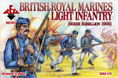 72022 - British Royal Marine Light Infantry 1/72