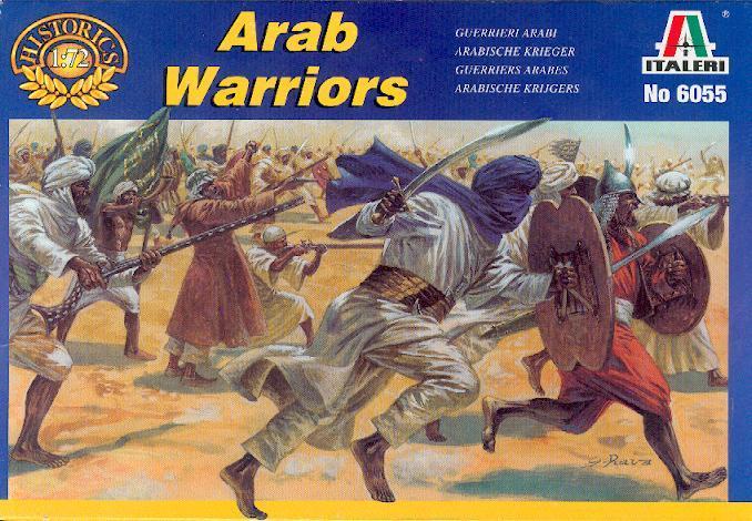 6055 arab warriors 1 72