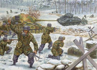 3103 - Battle of the Bulge 1/72