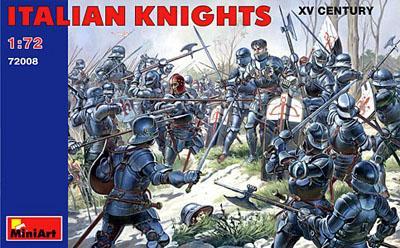 72008 - Italian Knights 1/72