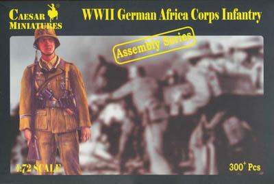 7713 - German Afrikakorps 1/72