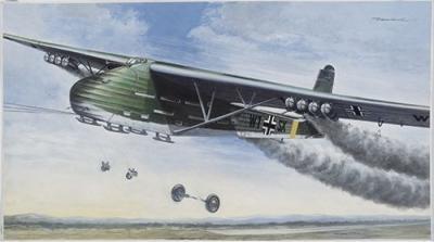 1115 - Messerschmitt Me 321B-1 'Gigant' 1/72