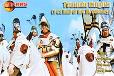 72050 - Teutonic Knights 1/72