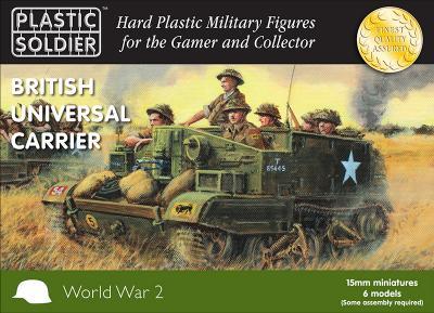 Ww2v15032 british universal carrier 15mm