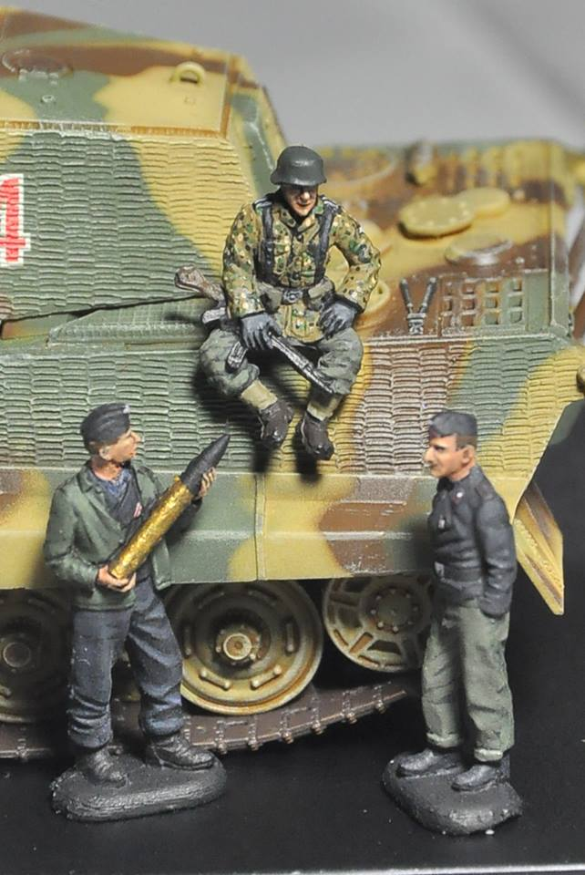 Panzer Crew 1/72