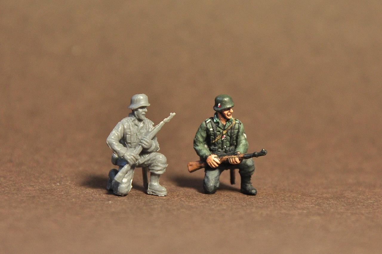 Panzergrenadier, 1/72 scale