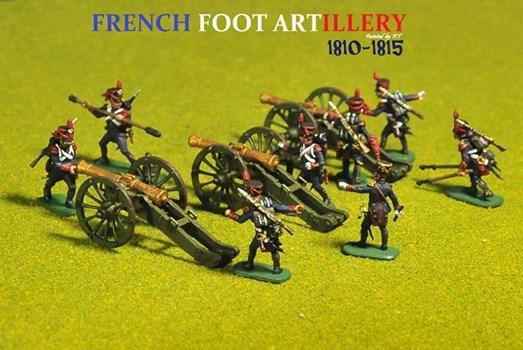 8028 - Artillerie à pied française 1/72