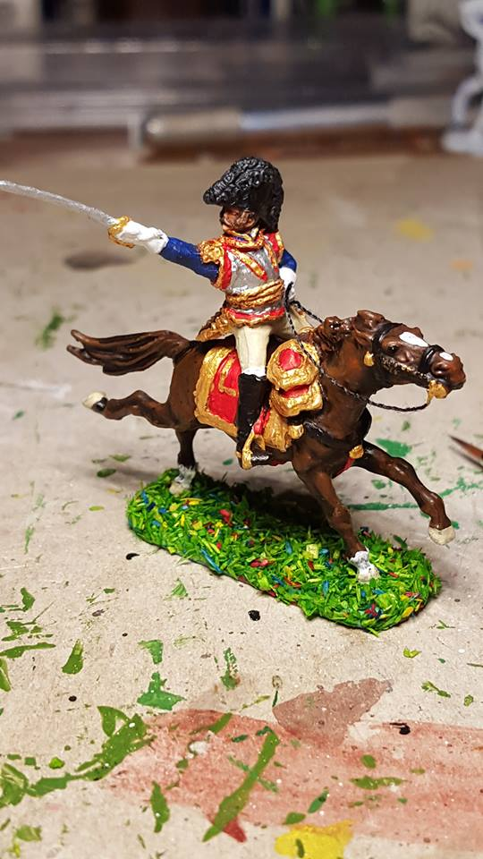 Waterloo 1815 1/72