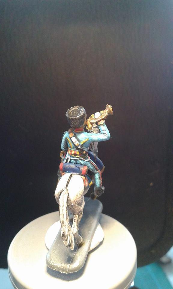Trumpet Guard 1/72 Revell