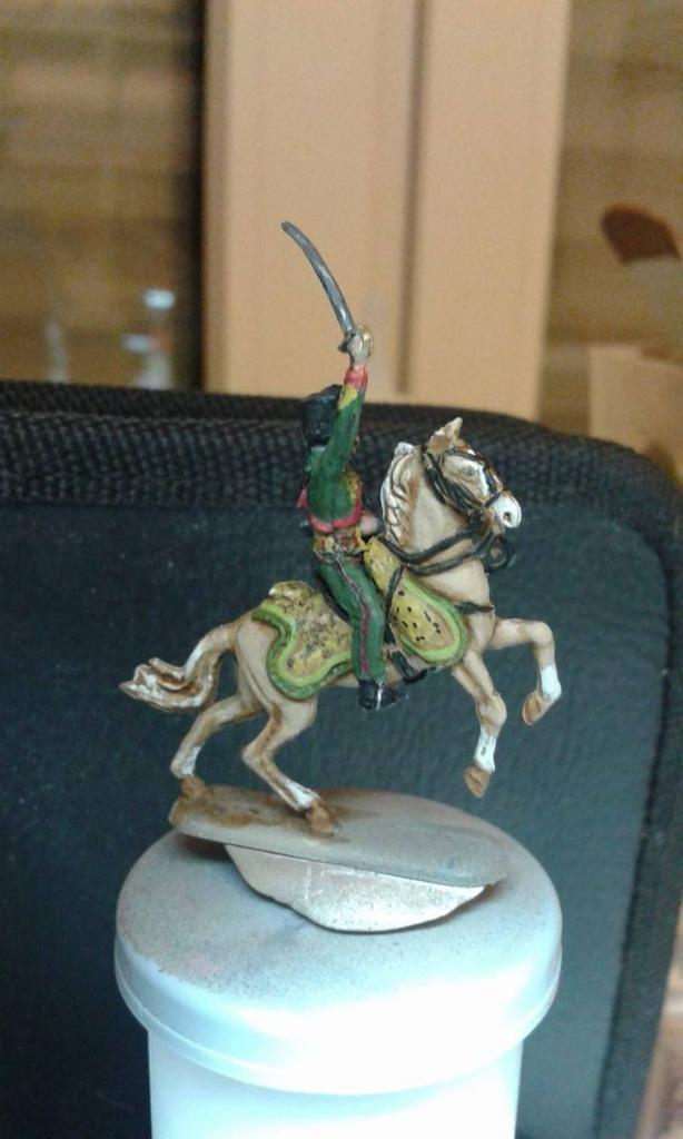 Officer Horse Chasseurs of the Guard Revell 1/72