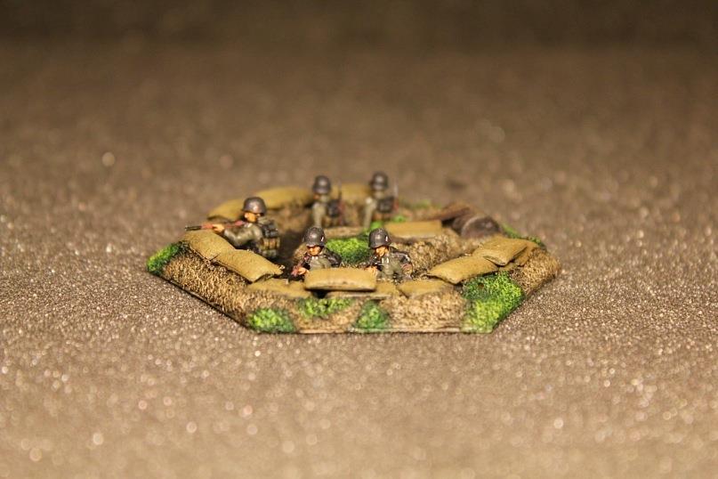 Art of Tactic German Amy 1/72 Zvezda