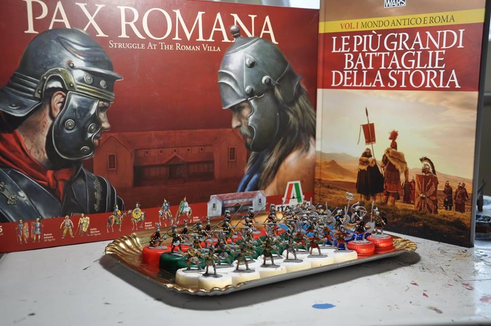 Rome République au 1/72 par Domenico Fimiani