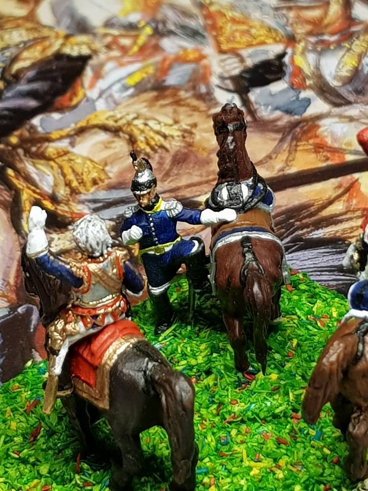 Gouvion Saint-Cyr ! Figurines Strelets, Zvezda, Legio 1/72