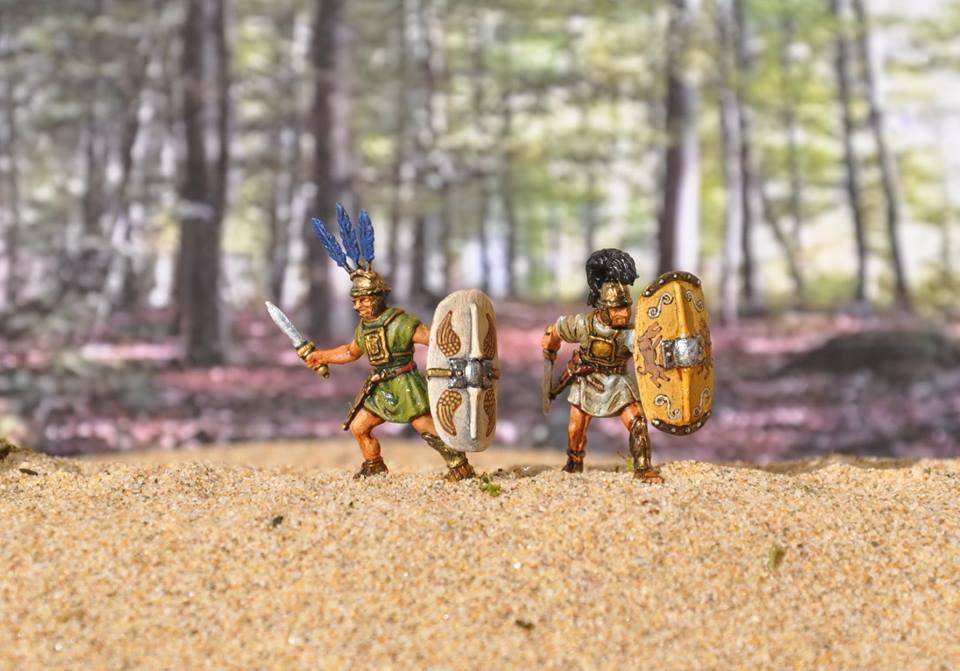 Republican Rome infantry - III-II BC (1/72)