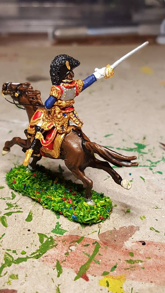 Figuren 1/72 Waterloo 1812 von René Dave