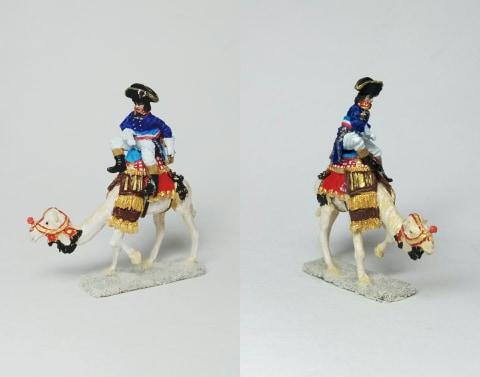 MC029 Bonaparte en Egypte 1/72