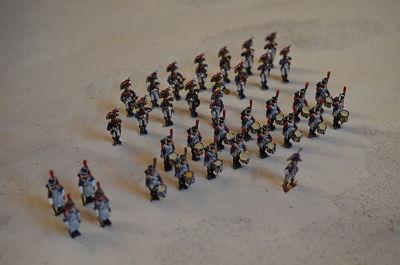 20 avril 1814 Adieux de Fontainebleau 1/72
