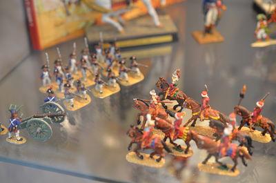 NAPOLEON, von Luneville bis Waterloo, the complete exhibition