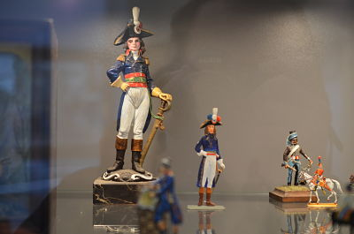 NAPOLEON, von Luneville bis Waterloo, the complete exhibition