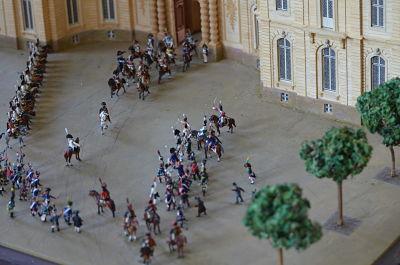 Napoleon at Strasbourg 1805 Campaign