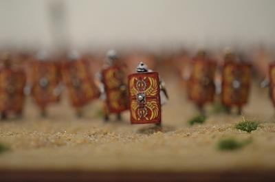 La Légion Romaine au combat 1/72
