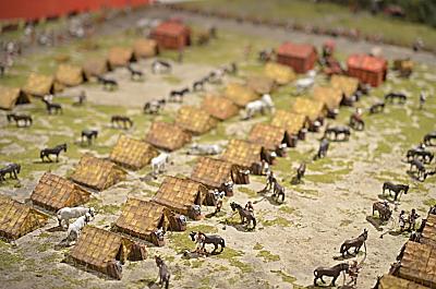 Römisches Marsch Lager 1/72