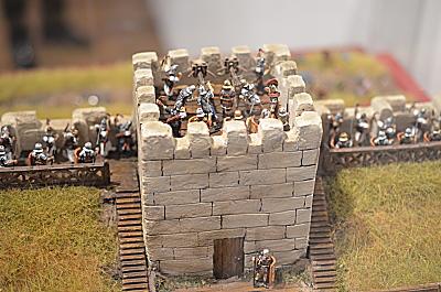 Hadrian's Wall 1/72