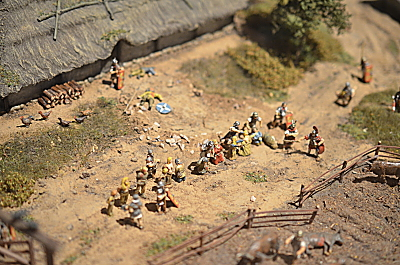 Roman punitive expedition 1/72