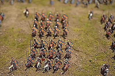 Römische Kavallerie 1:72