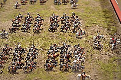Cavalerie Romaine échelle 1/72