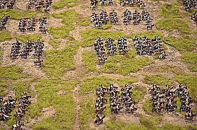 Roman cavalry 1/72 scale