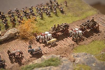 Légion Romaine en marche au 1/72