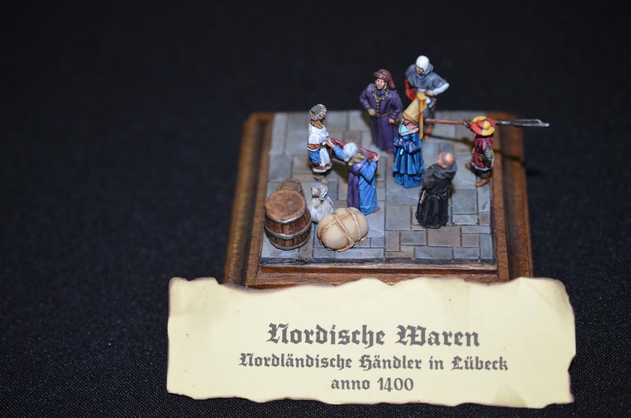 Lübeck 1400 Marchands de Micheal Vogt