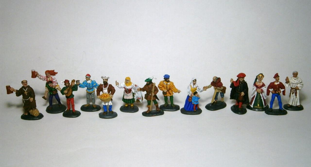 012 - Age of Tudors 1/72