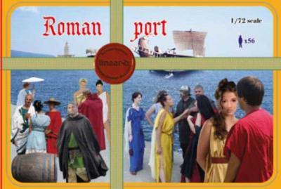 002 - Roman Port 1/72