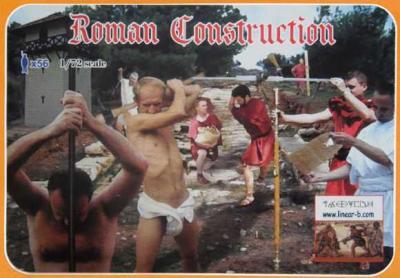 004 - Roman Construction 1/72