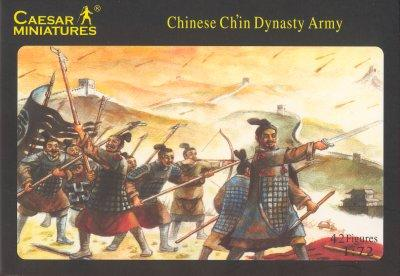004 - Ch'in Dynasty Army 1/72