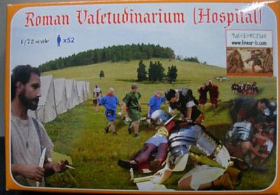 005 - Roman Valetudinarium 1/72