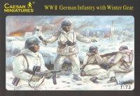 005 - German Infantry with Winter Gear 1/72